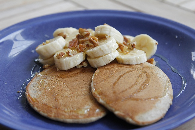 Buckwheat Pancake Recipe | Welcome to the Pure Form Fitness Kitchen