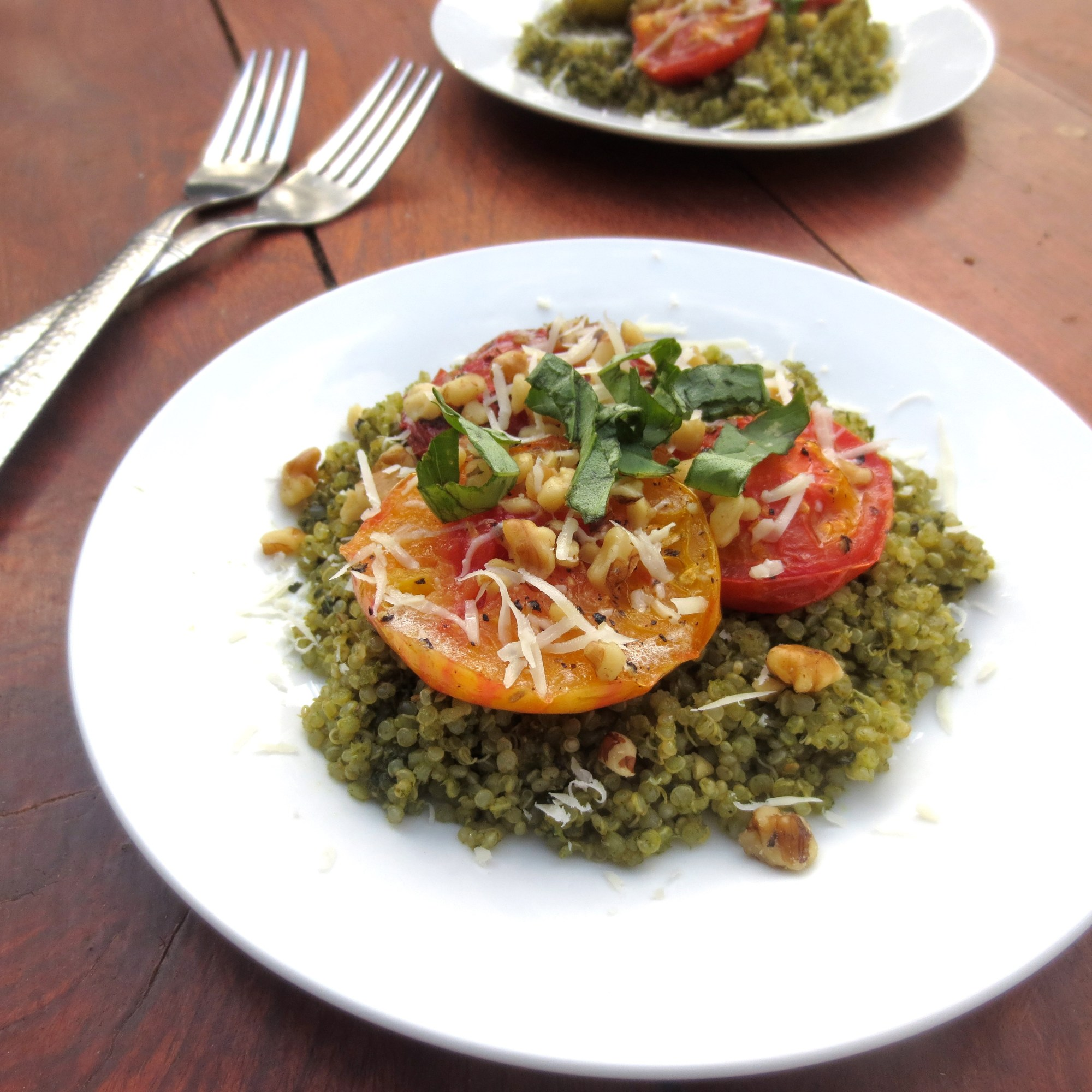 quinoa-with-roast-tomatoes